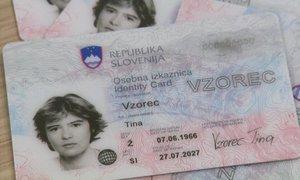 Tudi v Sloveniji biometrične osebne izkaznice?