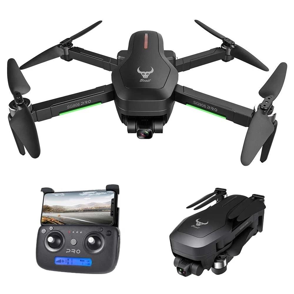 Super dron SG906 PRO GPS 5G 4K Camera RC Drone je lahko naš že za manj kot 120 evrov.