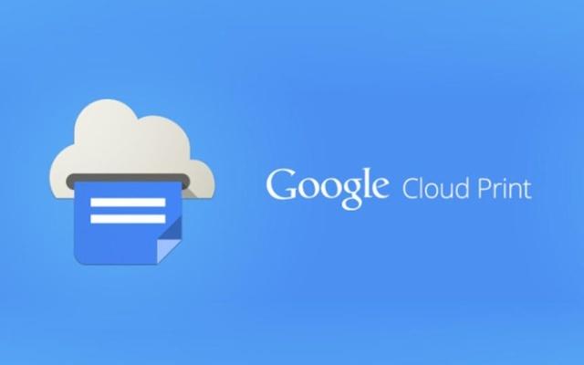 Google je oblačno storitev Cloud Print ukinil 31. decembra 2020.