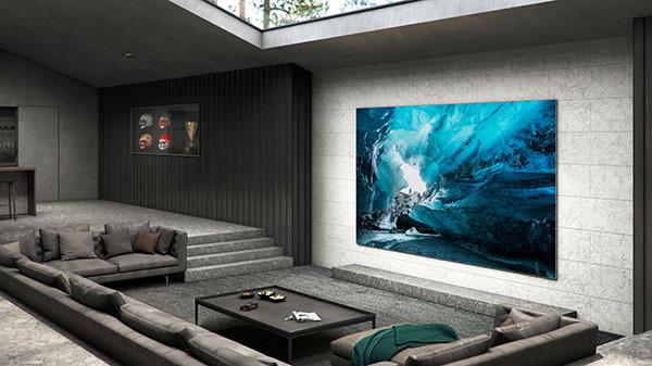 Samsung je izdelal prvi televizor MicroLED za običajne kupce.