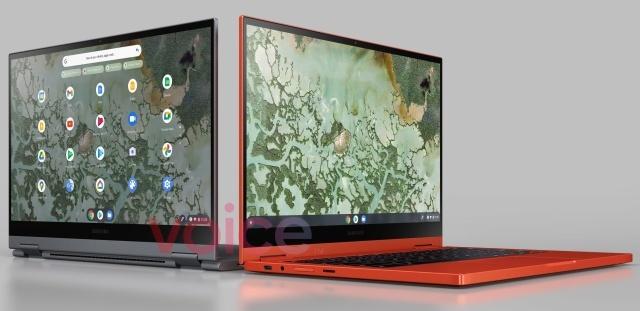 Prihajajoči prenosni računalnik Samsung Galaxy Chromebook 2 bo zagotovo navdušil.