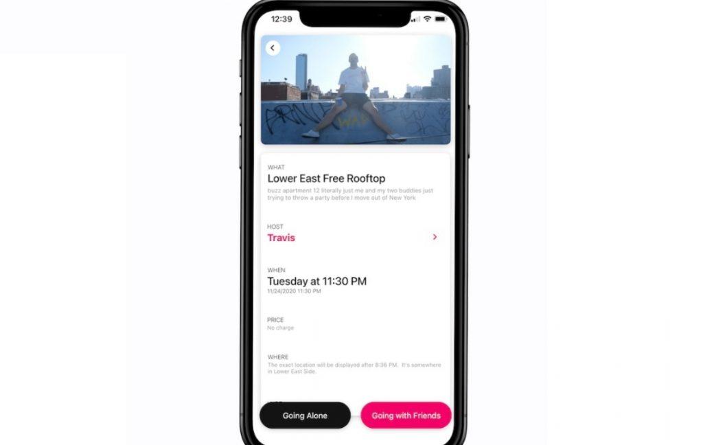 Podjetje Apple je aplikacijo za organizacijo zasebnih zabav v času epidemije že odstranil iz spletne trgovine App Store.