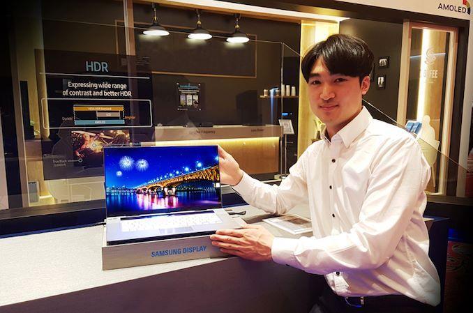 Zasloni OLED za prenosne računalnike bodo kmalu postali še boljši!