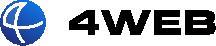 4WEB digitalna agencija logotip