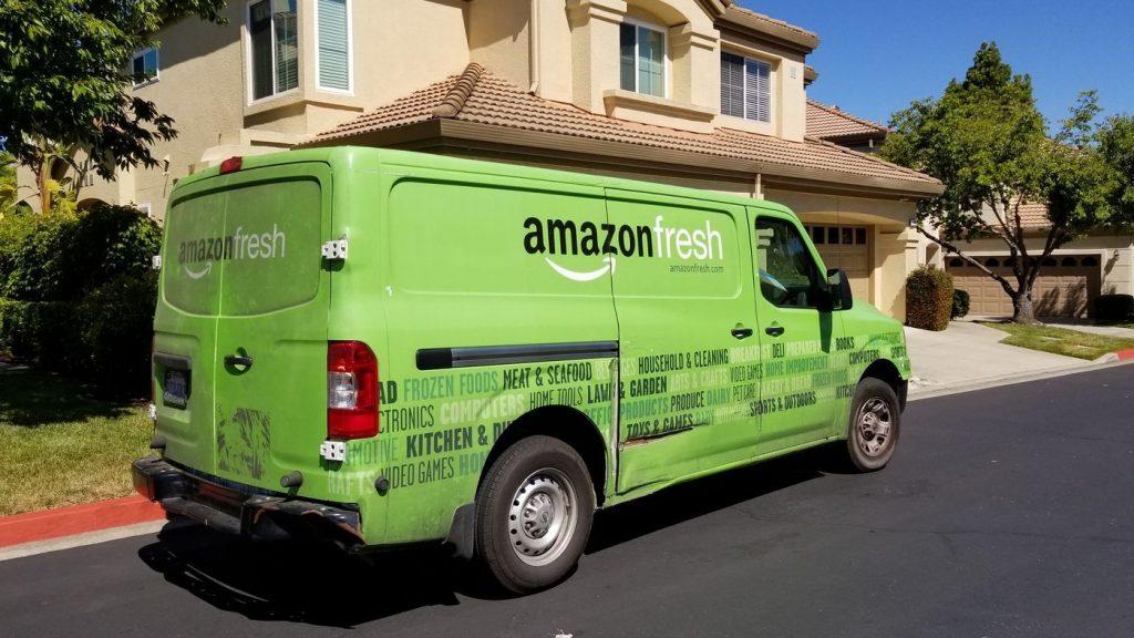 Storitev Amazon Fresh se v tem trenutku že nahaja v sosednji Italiji.