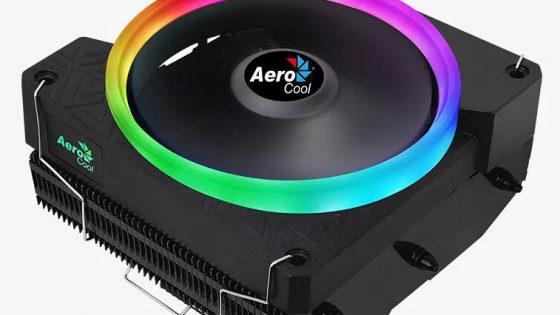 Hladilni sistem AeroCool Cylon 3H vas zagotovo ne bo pustil na cedilu!