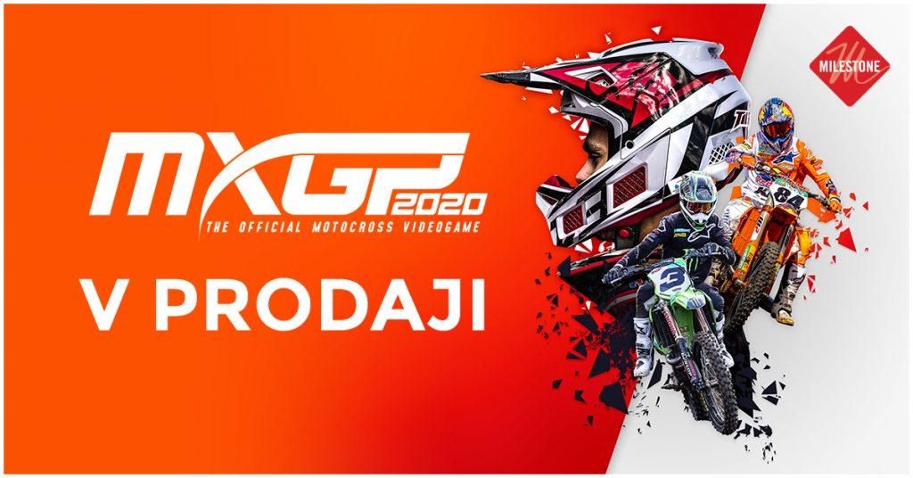 MXGP 2020 Uradna videoigra