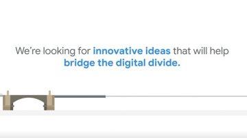 Google s skladom v vrednosti 2 milijona evrov za spodbujanje digitalne vključenosti