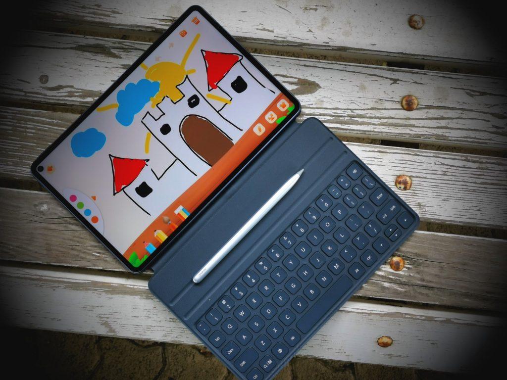 Razvijajte sposobnost osredotočanja z ustvarjanjem na Huawei MatePad Pro