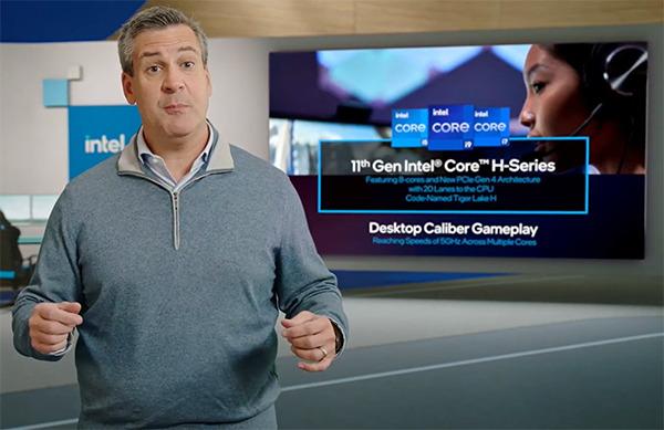 Procesorji Intel Tiger Lake H bodo kot nalašč za zahtevnejše uporabnike!
