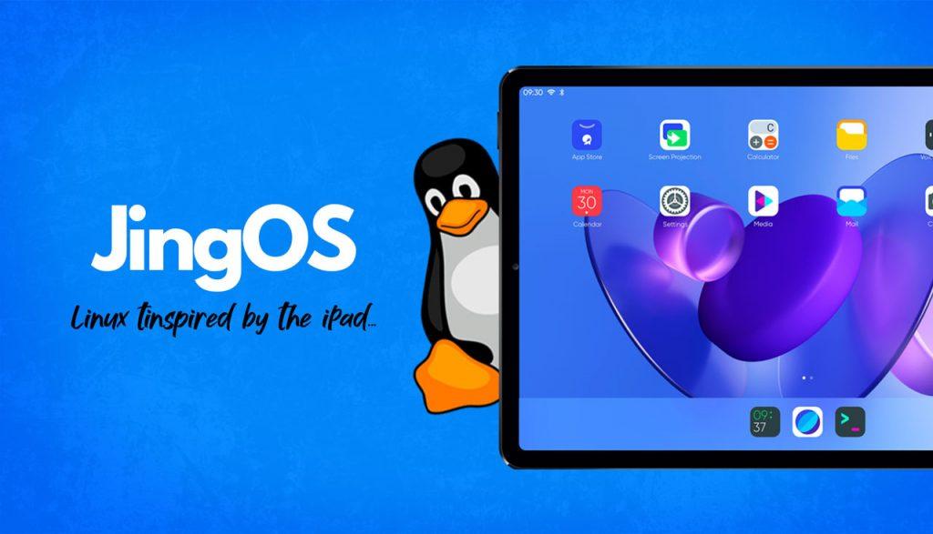 Operacijski sistem JingOS Linux je doslej navdušil že mnoge!