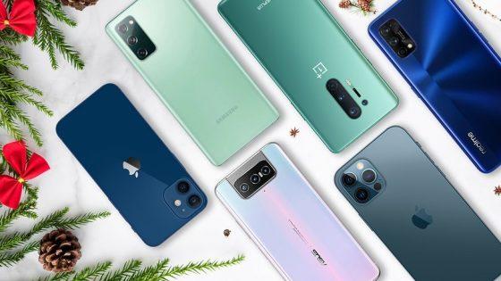 10 težko pričakovanih telefonov v letu 2021