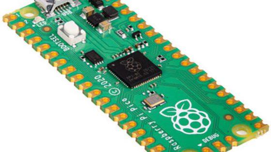 Za novi Raspberry Pi Pico je treba odšteti zgolj preračunanih 3,29 evrov.