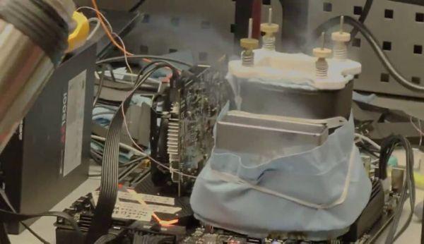 Procesorji Intel Rocket Lake naj bi se navijali kot za stavo.