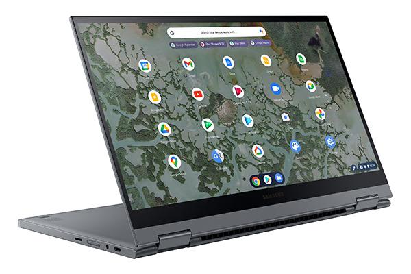 Samsung Galaxy Chromebook 2 podpira tudi uporabo digitalnih peres!