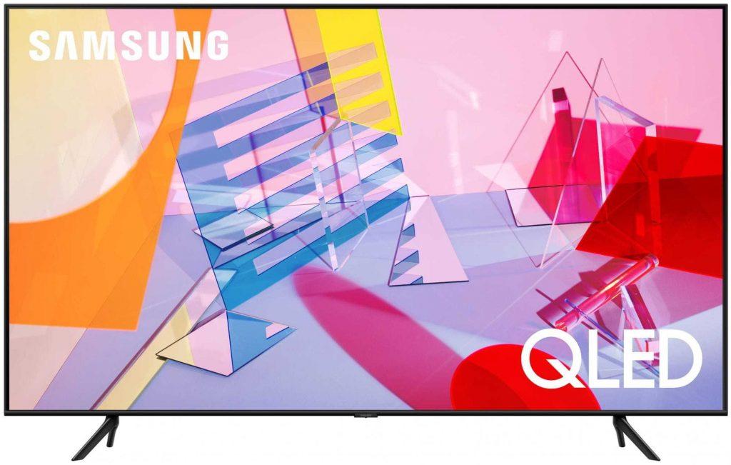 "Samsung 43Q60TAU 109 cm (43"") 4K UHD Smart QLED TV"
