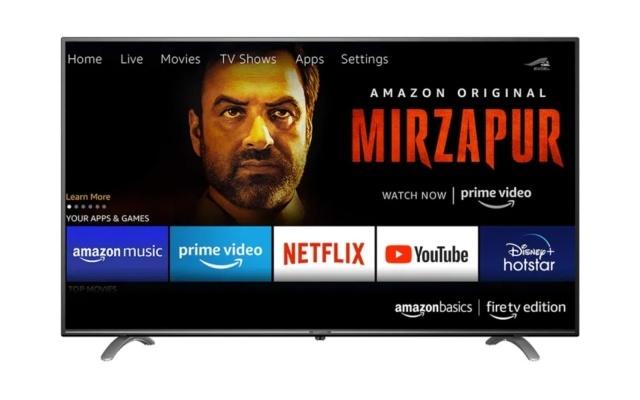 Pametni televizor Amazon Fire TV nudijo edinstveno uporabniško izkušnjo.