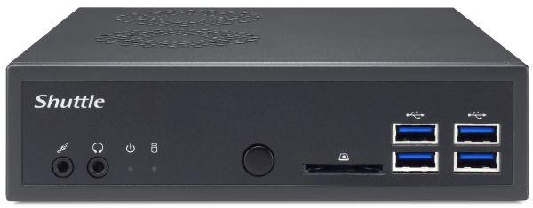 Kompaktni osebni računalniki Shuttle XPC DA320 se ponašajo s procesorji AMD.
