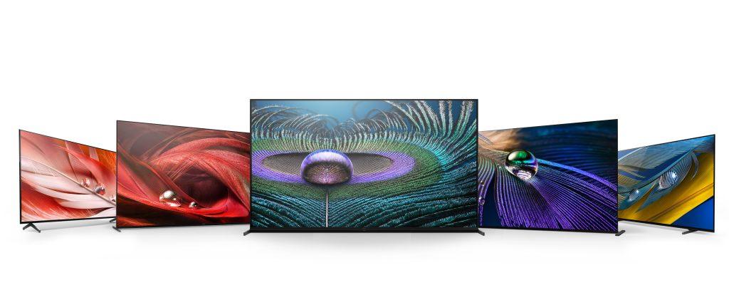 Sony Europe najavil televizorje BRAVIA XR 8K LED, 4K OLED in 4K LED s »kognitivnim procesorjem« XR
