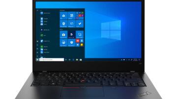 Z novimi prenosniki ThinkPad™ lahko delate od kjerkoli