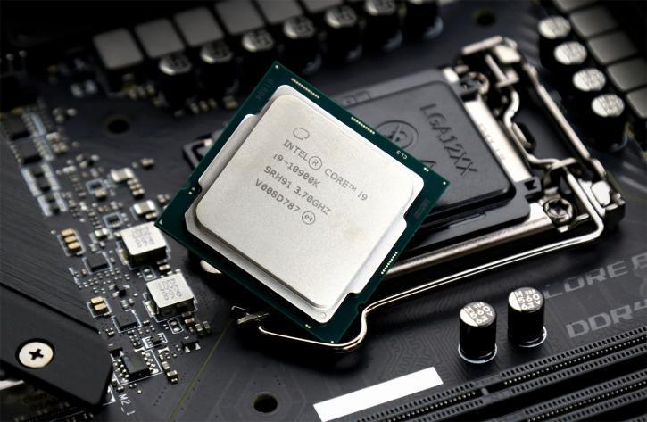 Procesor Intel Core i7-11700K se bo brez težav prikupil tudi najzahtevnejšim.