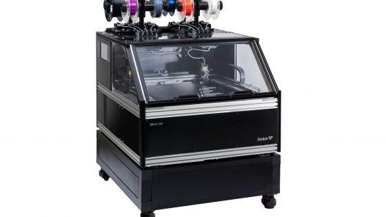 3D tiskalnik, prilagojen industrijskim potrebam