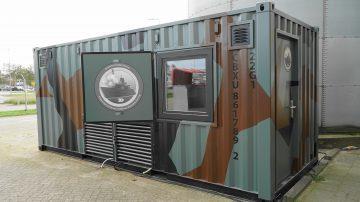 Nizozemska mornarica vlaga v tehnologijo 3D printanja