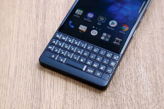 Prvi telefon BlackBerry s povezavo 5G naj bi bil nekaj posebnega.