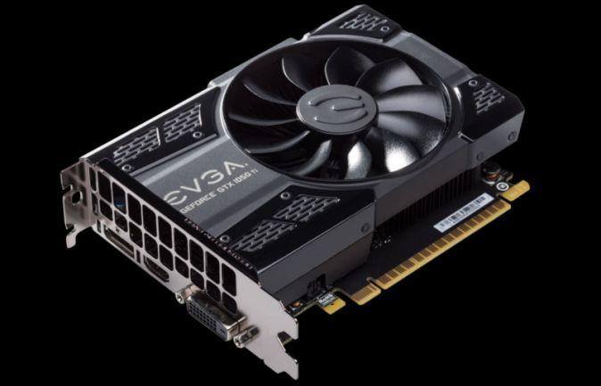 Grafična kartica Nvidia GeForce GTX 1050 Ti bo kos tudi nekoliko zahtevnejšim opravilom.
