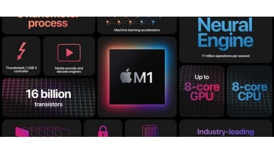 Niti računalniki s procesorjem Apple M1 niso več imuni na zlonamerne kode!