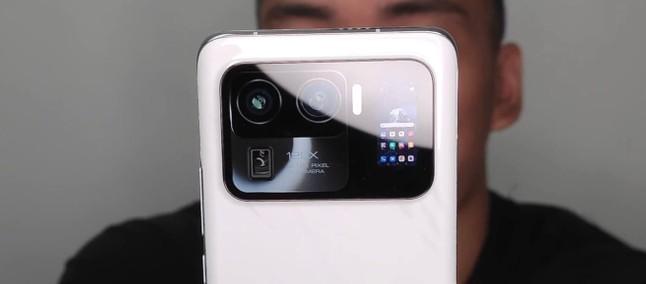 Novi Xiaomi Mi 11 Ultra bo nekaj posebnega.