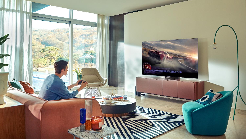 Igranje iger_Samsung Neo QLED in QLED TV