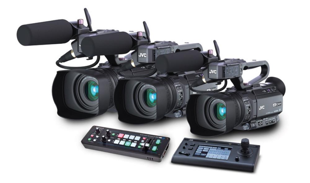Videoexpert.eu_studijski komplet kamer