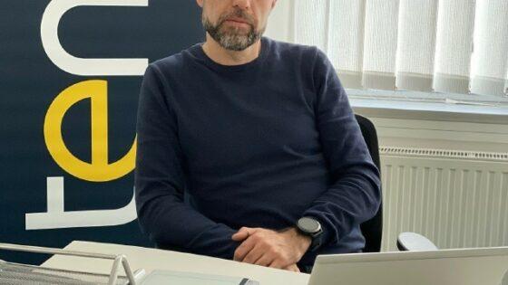Aleš Polajnko, TEND/Frogblue: Prihodnost bo krojila digitalizacija na vseh ravneh