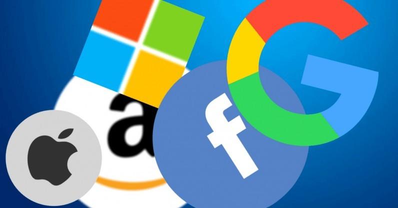 5 največjih tehnoloških korporacij v zadnjem letu z neverjetnimi rezultati