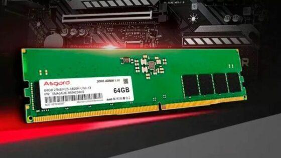 Kitajci že pripravljeni na sistemske pomnilnike DDR5