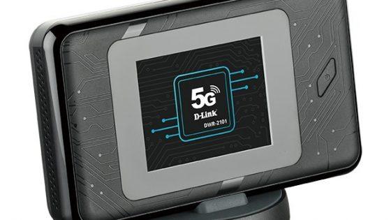5G Wi-Fi 6 Mobile Hotspot