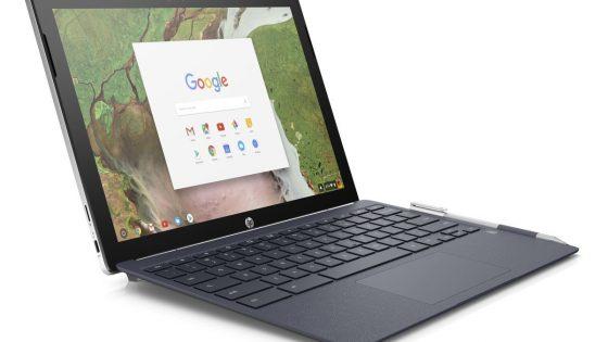 Prodaja prenosnih računalnikov Chromebook se je v lanskem letu v primerjavi z letom 2019 dejansko podvojila.