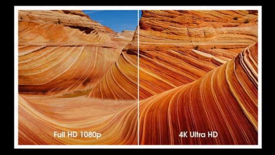 4K vs. 1080p: Katera resolucija je prava za vas?