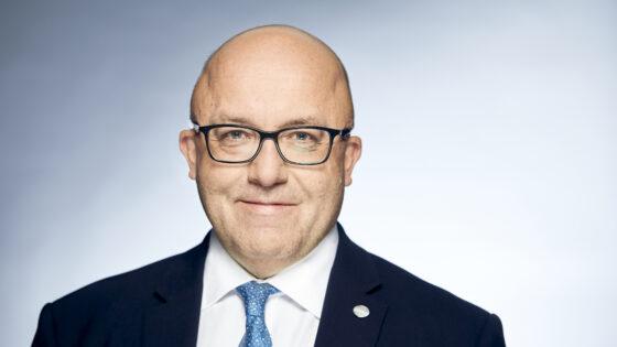 Jonas Brennwald, izvršni direktor LIXIL EMENA in soizvršni direktor Grohe AG