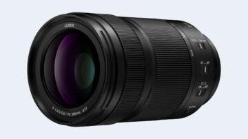 Novi telefoto zoom objektiv s makro zmogljivostmi