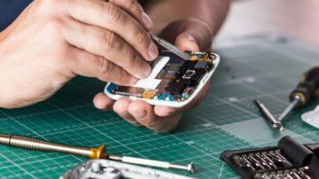 Določeni elektronski izdelki v Franciji bodo morali biti opremljeni z indeksom popravljivosti.