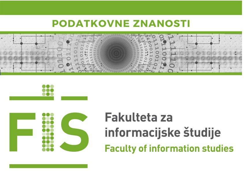 Podatkovne znanosti - študij prihodnosti na FIŠ