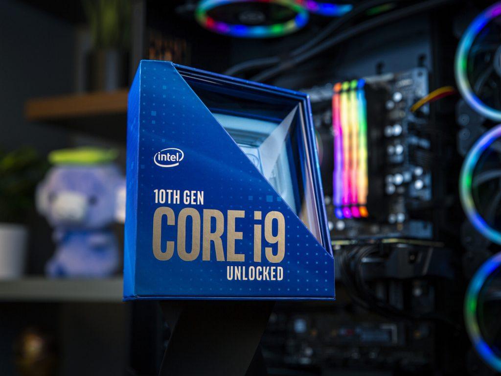 Procesorji Intel Rocket Lake-S ne bodo delovali z nabori B460 in H410.