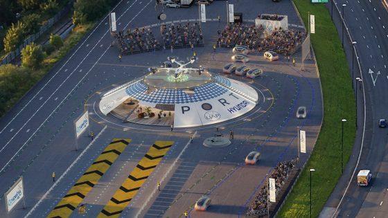 """Konec leta se odpira prvo """"letališče"""" za drone in leteče taksije"""