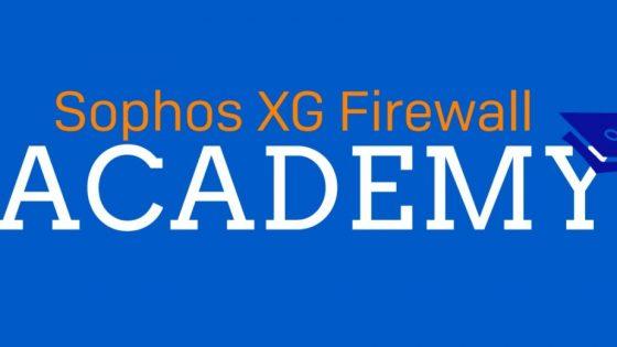 Prejmite kupon za Sophos XG arhitekta - brezplačno!