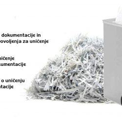 Kako varno uničiti zaupne dokumente?