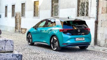VW ID.3 vodi intuicija