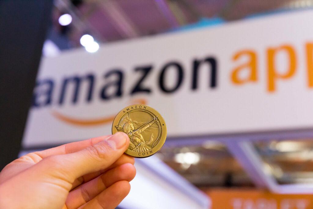 Se nam obeta Amazonova digitalna valuta?