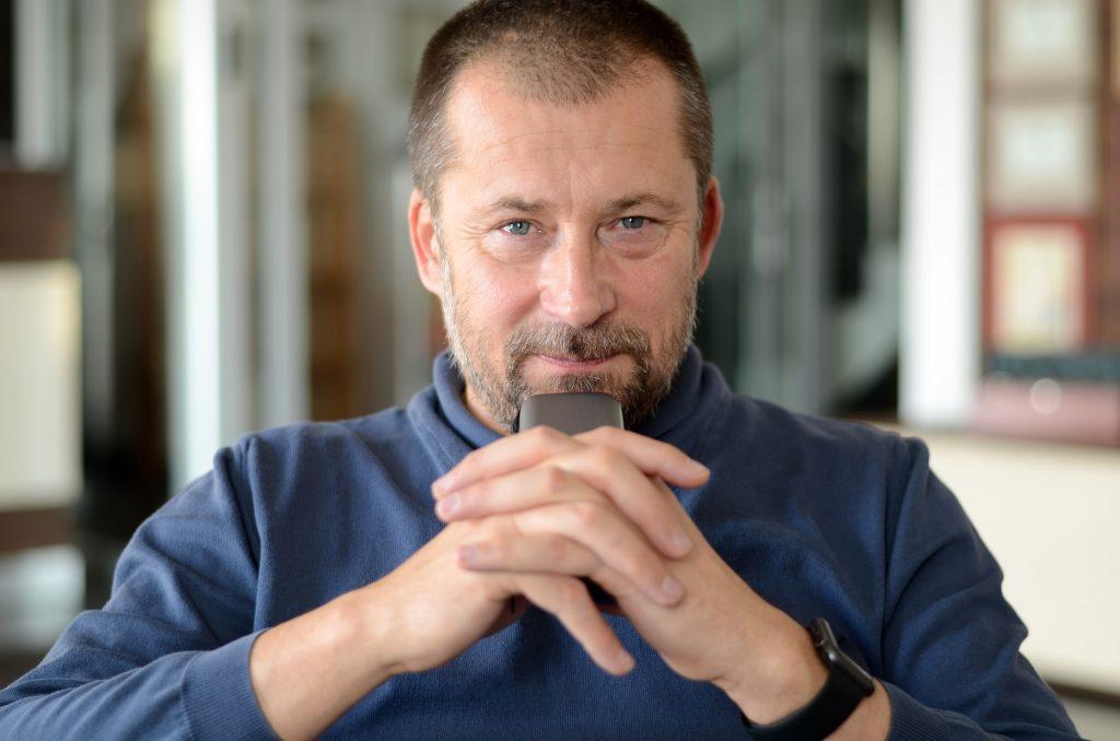 Zdeněk Bínek, direktor Zebra Systems